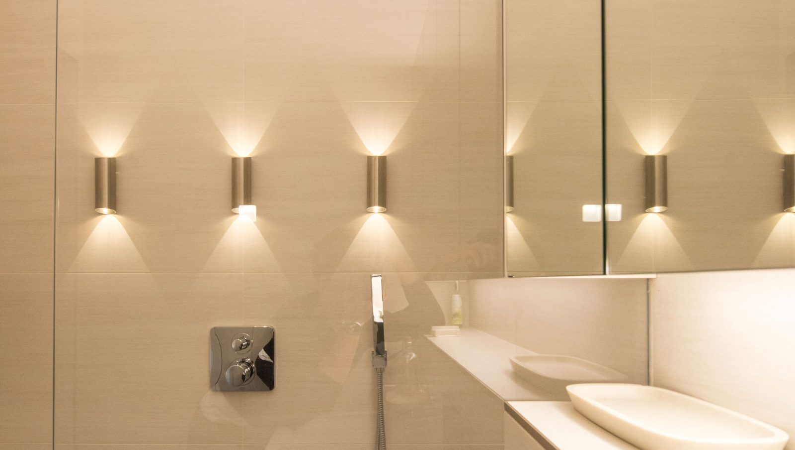 Bathroom Lights Wall Details Residential Lighting Design Consultants Studio N